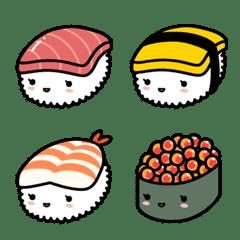 อิโมจิไลน์ SUSHIYUKI Emoji