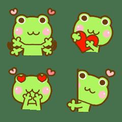 Frog keromaru kimochi
