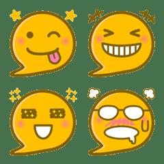 FUKIDASHI FACE EMOJI