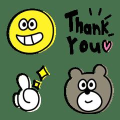 Adorable Emoji
