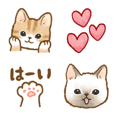 Cat illustration Emoji