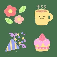 Pastel  Color  Emoji