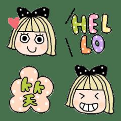 Various set emoji 183 adult cute simple