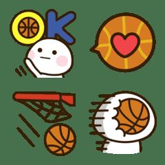DAI-FUKU-MARU Basketball Emoji.