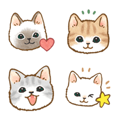 Cat illustration Emoji 2