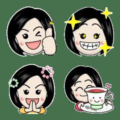 YOSSAN's chimachima emoji
