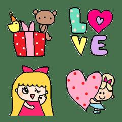 Various emoji 212 adult cute simple