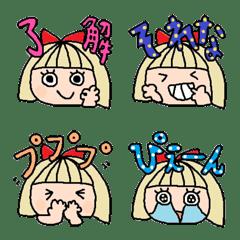 Various emoji  217 adult cute simple