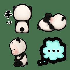 Panda Towel[#1]Emoji