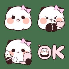 Yururin panda Emoji -Girl-