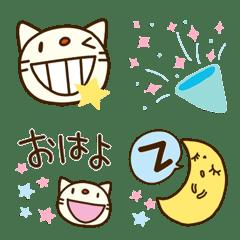 Forecast cat Star Emoji