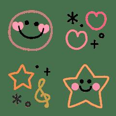 Useful adorable basic emoji 5