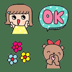 Various emoji 287adult cute simple