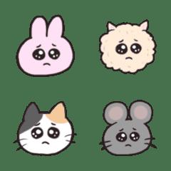 cry animals