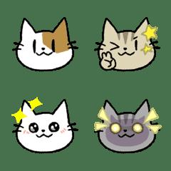 Loose cat loose emoji