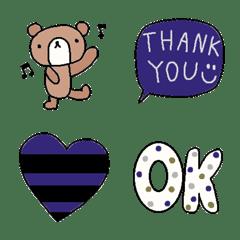 Various emoji 285adult cute simple