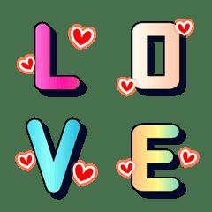 字母表情貼 (9)