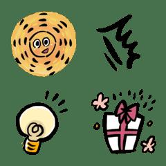 Simple emoji .