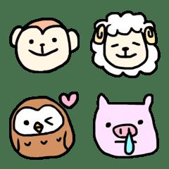 Mochi animals 4