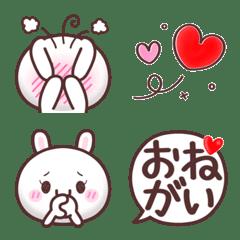 Cute rabbit ---Rurutapi---