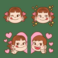 อิโมจิไลน์ Easy to use peko emoji
