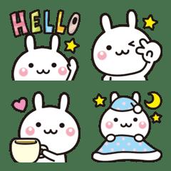 Yurukawa rabbit emoji