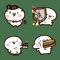 อิโมจิไลน์ Name small head QQ expression stickers2