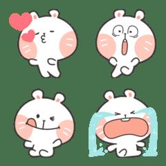 Shortears Rabbit Emoji