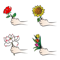 Send you a flower every day