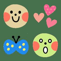 可愛♡表情符號
