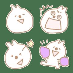 อิโมจิไลน์ Yuru rabbit 3