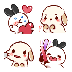 LONG-TAN & SHORT-TAN emoji 2