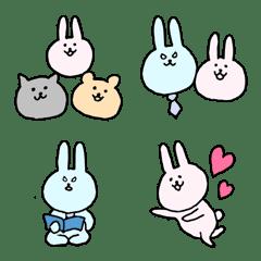 อิโมจิไลน์ usataso Emoji 3