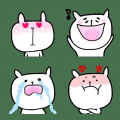 อิโมจิไลน์ Doodle cat emoji.