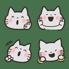 kabiemoji simple neko emoji