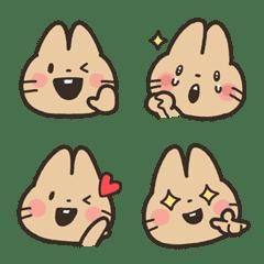 kabiemoji simple risu emoji
