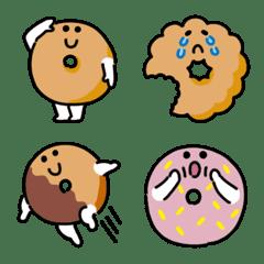 อิโมจิไลน์ Sticky donut Emoji