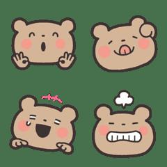 kabiemoji simple kuma emoji