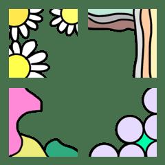 Design frame Emoji 4