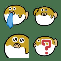 Puffer fish Emoji