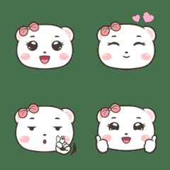 Mumi the plump bear (emoji)