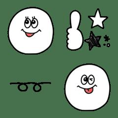 อิโมจิไลน์ Simple and line drawing