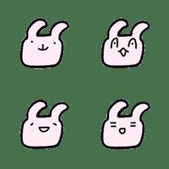 อิโมจิไลน์ rabbit from tokyo