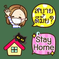 Stay Home OTONA_GIRL(thai)