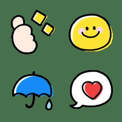 simple cute Emoji(1)
