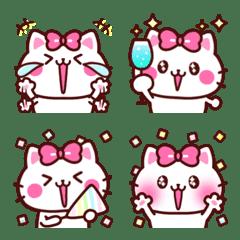 อิโมจิไลน์ Cute cat sweet ver. 3