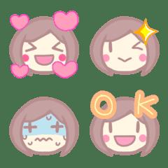 Bob lady emoji