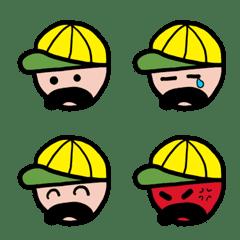 HIGE-B Emoji