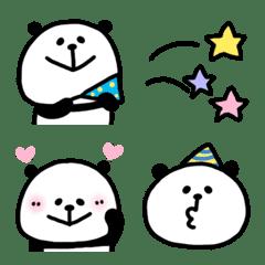 อิโมจิไลน์ Panda-chan Emoji(Congratulations)