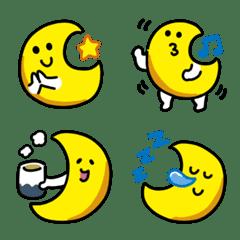 Crescent Moon Emoji